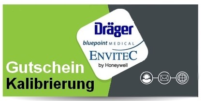 Picture of Calibration-Service for Breathalyzer from Draeger / Envitec / AlcoTrue