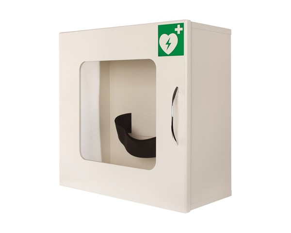 Picture of Defibrillator (AED) - Wallmount for for iPAD CU-SP1 und iPAD CU-SP2