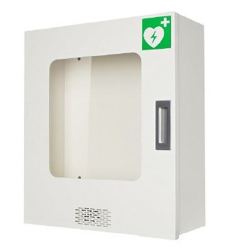 Picture of Defibrillator (AED) - Wallmount for iPAD CU-SP1 and iPAD CU-SP2