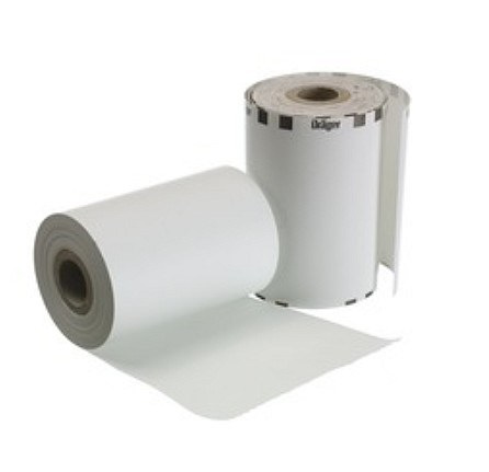 Picture of Dräger printer thermal paper 25 years (5 pcs)