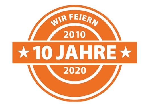 10 Jahre Trendmedic Healthcare Products