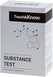 Ultimed Touch&Know Substance Test