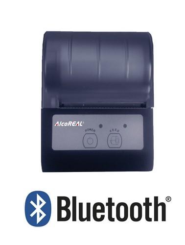 drucker printer bluetooth f r alkoholtester alcoreal cobra. Black Bedroom Furniture Sets. Home Design Ideas